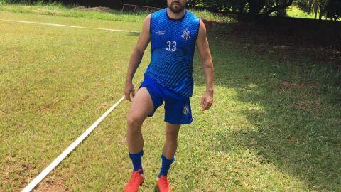Operário de Campo Grande contrata volante Alexandre Gaúcho para o estadual do MS