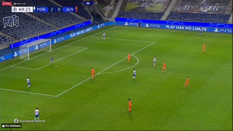 Porto x Juventus: Ao vivo na UEFA Champions League