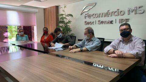IPF MS e FundTur vão fazer um estudo inédito no país de toda cadeia do Turismo de MS