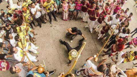 Projeto online permeia a Capoeira Angola de toda a região Centro-Oeste