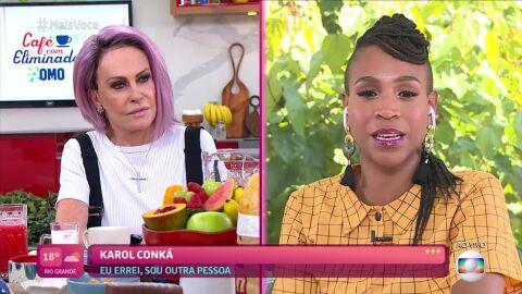 """Famosos repercutem saída de Conká: """"não desejo ódio"""", diz Lucas Penteado"""