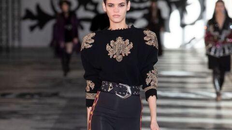 De Naviraí para o mundo: Ex-manicure é top model destaque em desfile de Milão