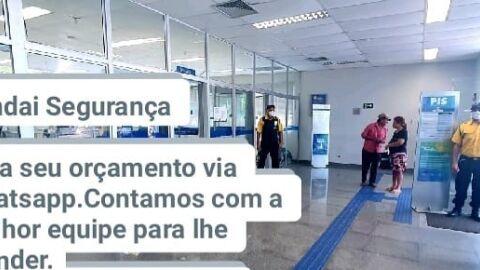 """Caixa Econômica fica em silêncio e ignora """"fome"""" de vigilantes abandonados pela Rondai"""