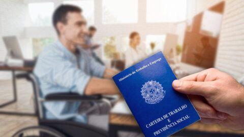 Pessoas com deficiência tem vagas específicas na busca por um emprego