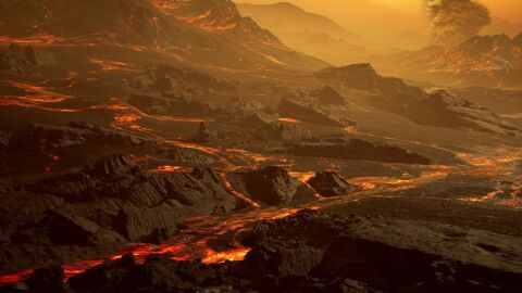 """Cientistas descobrem planeta """"semelhante a Terra"""" perto do sistema solar"""