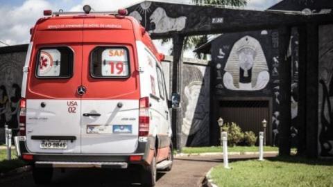 Homem é achado morto em motel na Avenida Duque de Caxias