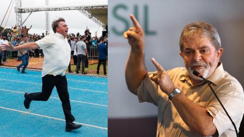 Ataques contra a Lava Jato impulsionam Lula e 'derrete' o bolsonarismo