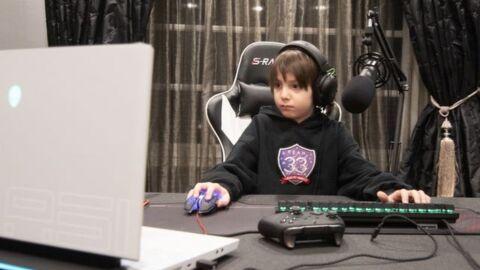 Profissional gamer aos 8 anos, menino fecha contrato de R$ 185 mil