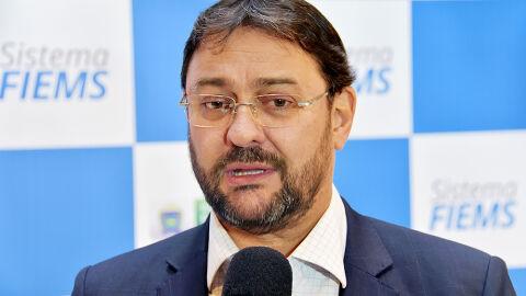 """""""Gás Natural é opção inteligente para desenvolvimento de MS"""", afirma Sergio Longen"""