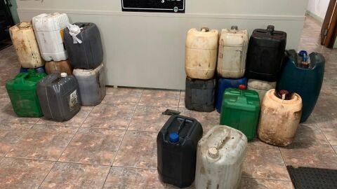 Receptador de Nova Andradina é preso vendendo Diesel furtado por caminhoneiros