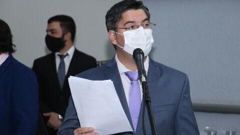 Vereador propõe criação de núcleo para tratar transtornos psicológicos decorrentes da Pandemia