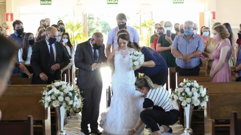 Paranaense morre 10 dias depois de realizar sonho de se casar