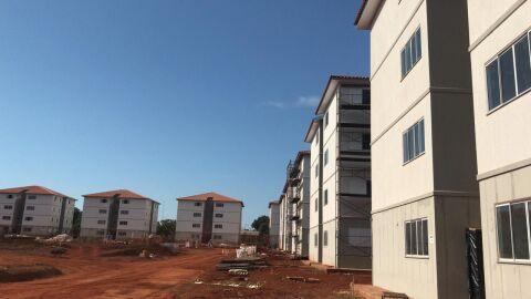 Termina hoje prazo para garantir lugar no sorteio de 150 apartamentos