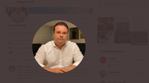 "Negacionismo a Covid-19 e banquete de Bolsonaro: ""Me enoja"", diz Fabio Trad"