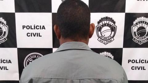 Tomicha é preso 7 meses após matar vizinho cego a facadas em Ladário