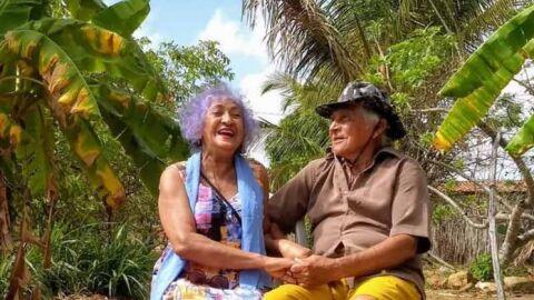 Proibidos de se casar quando jovens, idosos se reencontram 63 anos depois