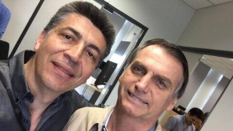 AGU avalia pedido de deputado que deseja prender quem ofender Bolsonaro