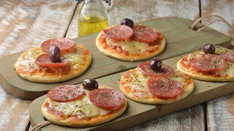 Três receitas deliciosas de pizzas para fazer em casa