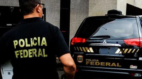 PF resgata na fronteira com a Bolívia duas crianças procuradas no Brasil