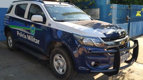 Policial Militar de folga prende homem e recupera motocicleta em Ponta Porã