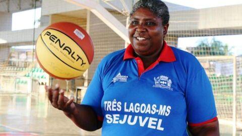 Campeã mundial de basquete, Ruth de Souza morre aos 53 anos, vítima da Covid-19