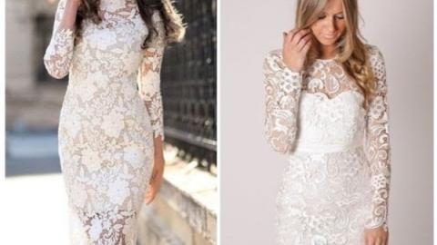 Vestido para o casamento civil: dicas para escolher o melhor modelo