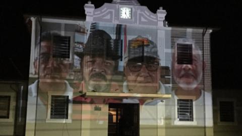 Espetáculo revive memórias e trabalhadores da Ferrovia Noroeste do Brasil