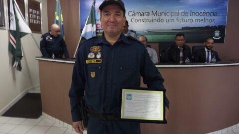 2º tenente da PM, Milkson Arestides morre aos 55 anos, vítima da Covid-19