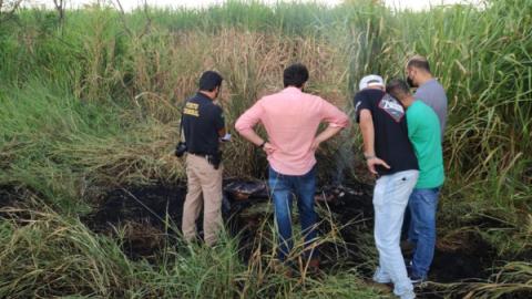 Homem confessa: estuprou e espancou Aliane em matagal, antes de carbonizar o corpo
