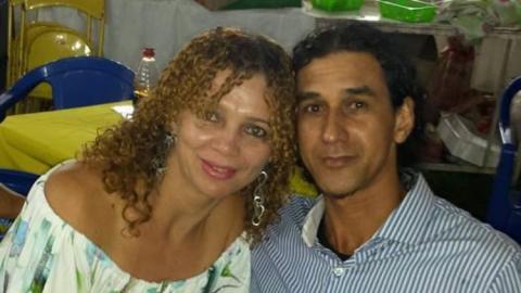 Assassino de professora está escondido em 'milharal gigante', diz polícia