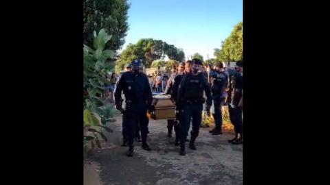 Vídeo: Soldado Renato morre aos 31 anos, vítima da Covid-19