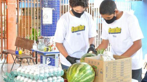 Parceria entre Semed e ONG leva capacitação para professores e alunos da Reme