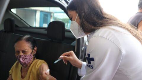 Com mais de 10 mil doses aplicadas, Campo Grande quebra recorde de vacinação em um dia