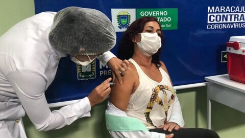 Vacinação em MS segue ágil com logística eficiente e mutirões nos municípios