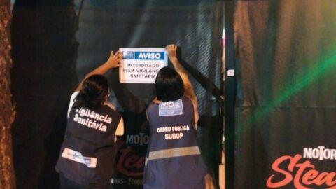 Rio faz 771 autuações no 1º dia de novas medidas de flexibilização