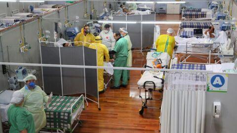 Pandemia impacta saúde mental de profissionais da linha de frente