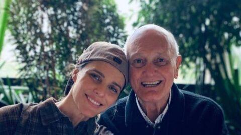Fernanda Lima conta que pai, que morreu de Covid-19, negou a gravidade do vírus