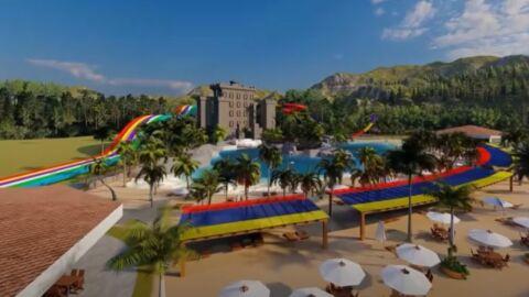 São José da Lapa terá maior parque aquático de Minas Gerais