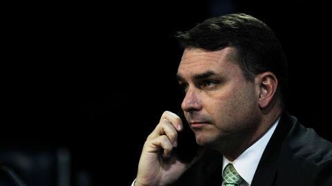 Flávio Bolsonaro aciona Conselho de Ética do Senado contra Jorge Kajuru