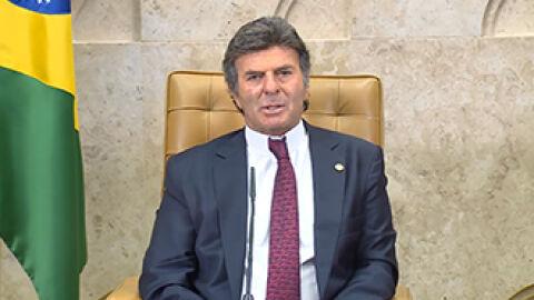 Fux fala de democracia no encerramento da Brazil Conference desta segunda (12)