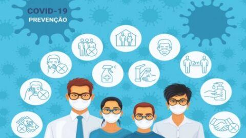 Medidas de biossegurança garantem retorno presencial seguro no TJMS