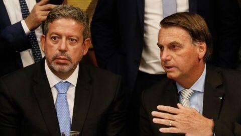Lira nega que Bolsonaro precise viajar para sancionar Orçamento