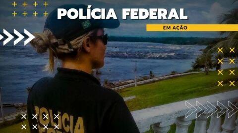 PF combate o descaminho de fibra ótica procedente do Paraguai