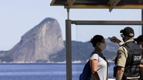 Niterói monta barreiras sanitárias e causa engarrafamentos