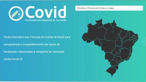 Portal vai divulgar ações da campanha de vacinação contra covid