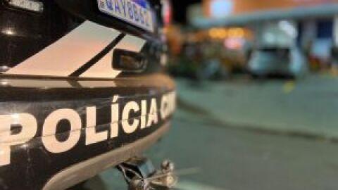Polícia Civil prende foragido da Justiça em Dourados