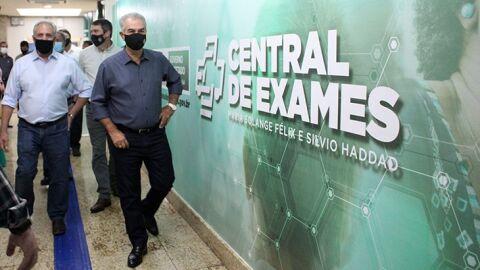 Nova Central de Exames facilita a vida e aproxima Detran da população
