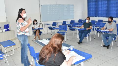 Semed atua para desenvolver ações do plano de governo do município