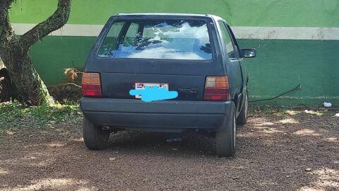 Polícia Militar recupera veículo roubado no Estado de Mato Grosso