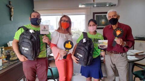 Representantes do Pará avançam nas etapas finais do CNA Jovem e recebem kits do Senar